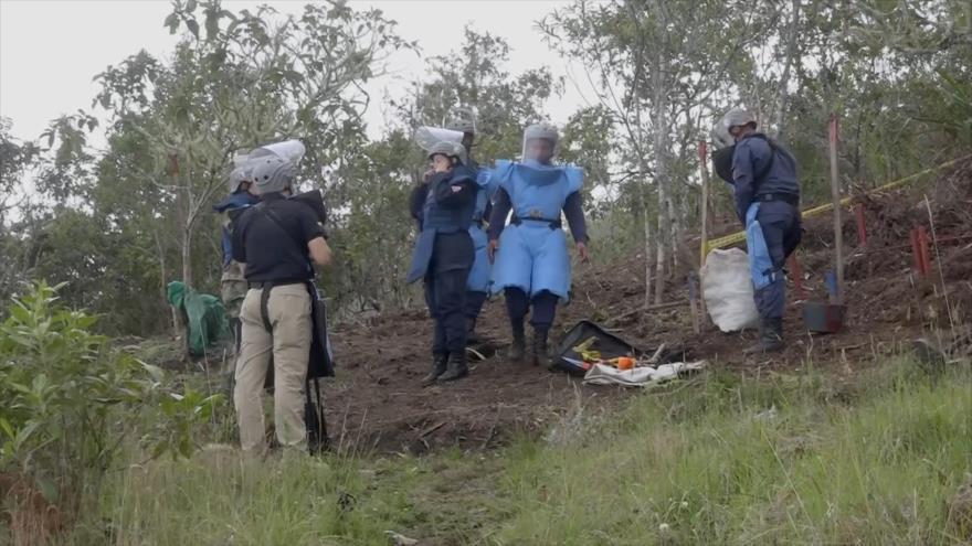 Cámara al Hombro: Campesinos, primeros favorecidos del desminado en Colombia