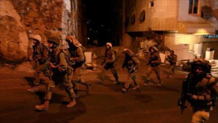 Asalto israelí a tumba del Profeta José deja 12 palestinos heridos