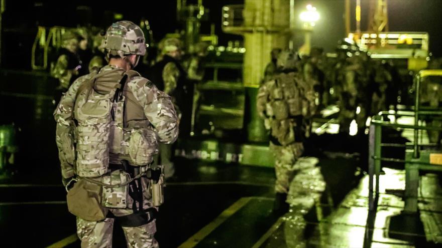 Capitán de Grace 1 denuncia uso de fuerza excesiva por Reino Unido | HISPANTV