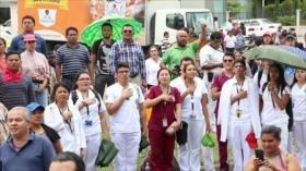 Hondureños se unen en rechazo al nuevo Código Penal