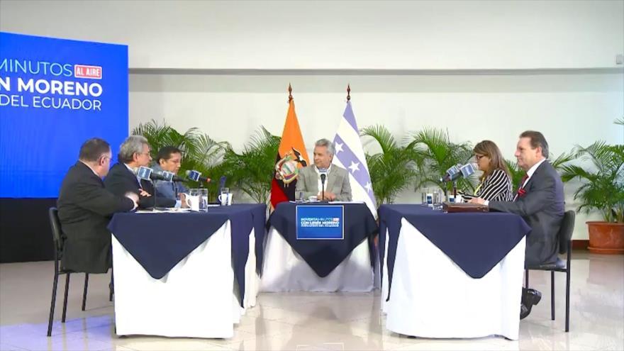 Eurodiputados constatan persecución política en Ecuador | HISPANTV