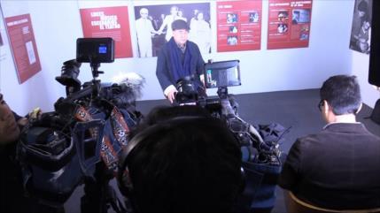 Mo Yan visita la Feria Internacional del Libro de Lima