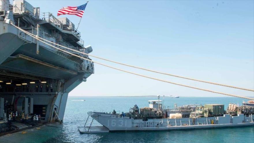 EEUU desafía a China con instalaciones militares en Australia   HISPANTV