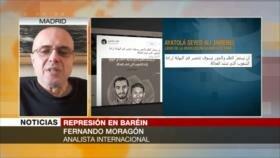 Moragón: Régimen bareiní no permanecerá sin apoyo de su población