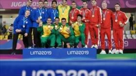 Así va el medallero de los Juegos Panamericanos Lima 2019