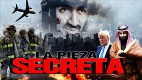 Detrás de la Razón; 9/11 la nueva guerra en EEUU: Trump, el Príncipe y el nuevo orden mundial