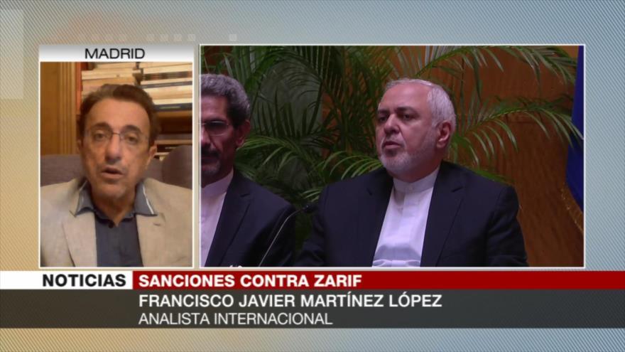 López: Trump comete un error tras otro en su política hacia Irán   HISPANTV