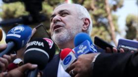 'EEUU sanciona a Zarif por sus derrotas ante Revolución Islámica'