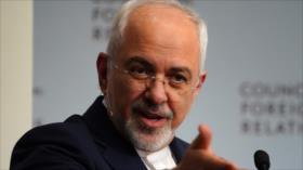 'Sanciones de EEUU a Zarif muestran su doble rasero sobre diálogo'