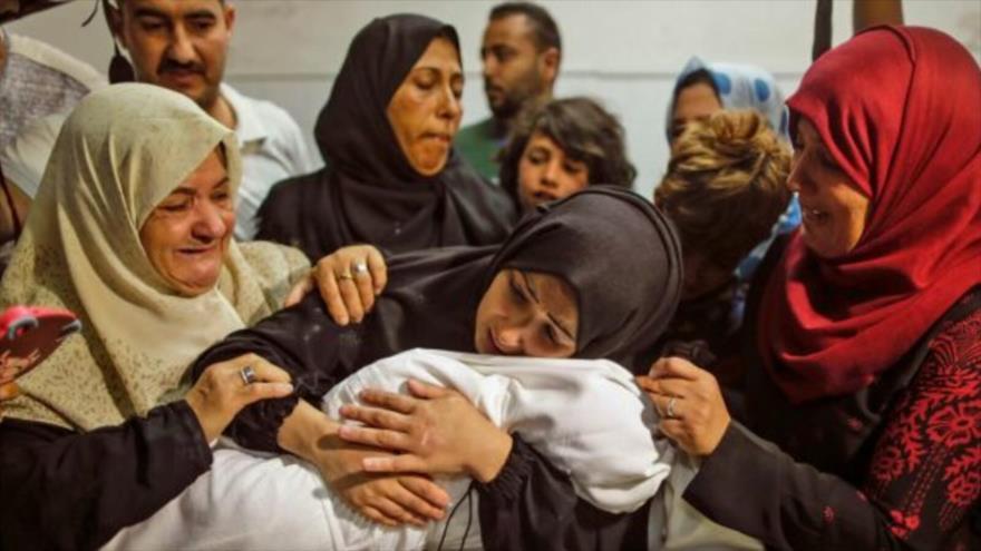 Palestina condena silencio de la ONU ante infanticidios de Israel