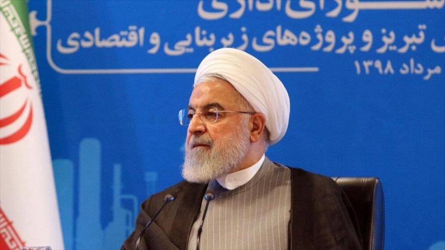 Rohani: EEUU tiene miedo de habilidades diplomáticas de Zarif | HISPANTV