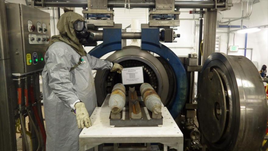 Irán Hoy; Irán: víctima de bombas químicas