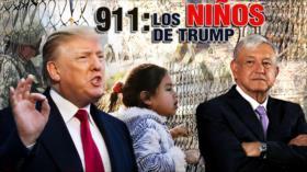 Detrás de la Razón: ¿Escrito en la Biblia? Trump enjaula niños provenientes de México, ignorando la ley de EEUU