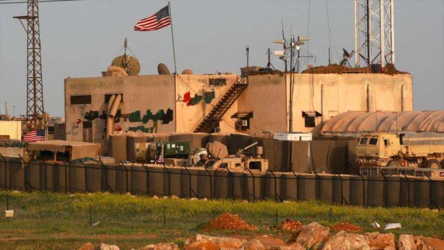 EEUU admite que entrena a terroristas en Siria en base de Al-Tanf | HISPANTV
