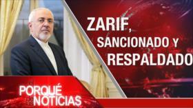 El Porqué de las Noticias: Rohani-Zarif. Investidura en España. Comicios en EEUU
