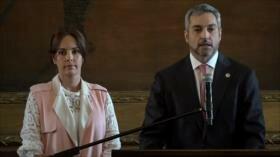 Presidente de Paraguay logra abortar juicio político