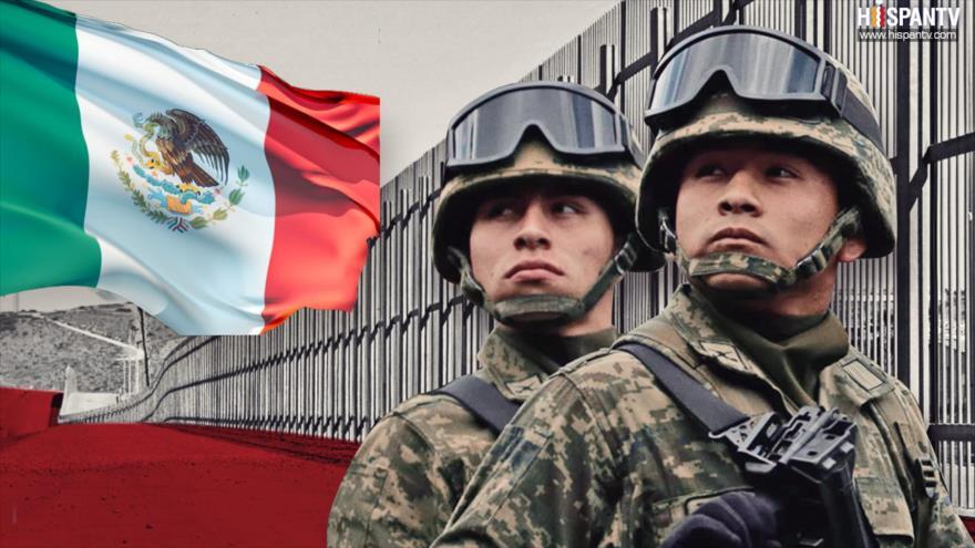 México endureció su política migratoria infografía HispanTV, 02 de agosto de 2019