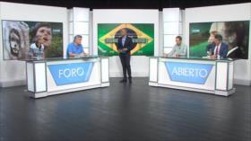 """Foro Abierto; Brasil: 200 noches de la """"era Bolsonaro"""""""