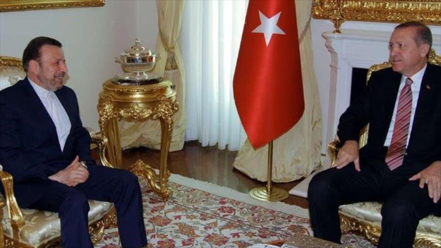 Irán y Turquía abordan vías para reforzar lazos y cooperaciones | HISPANTV