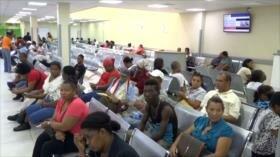 Dominicanos critican la mala situación de centros de salud