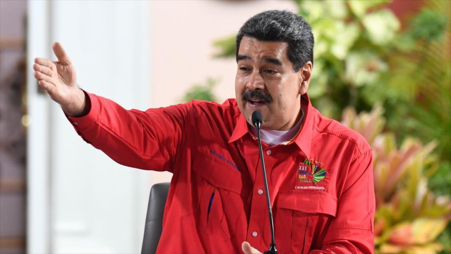 Maduro: Venezuela, lista para batalla ante posible bloqueo de EEUU | HISPANTV