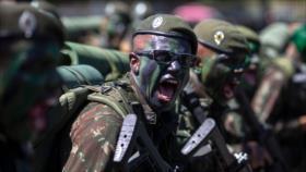 Conozca los países latinos con más poderío militar en 2019