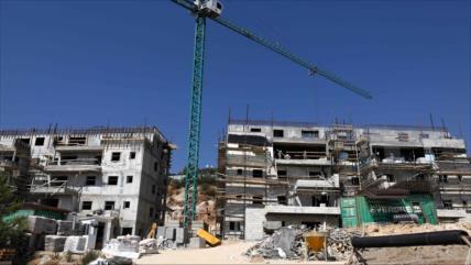 Israel planea construir otras 2400 viviendas en ocupada Cisjordania