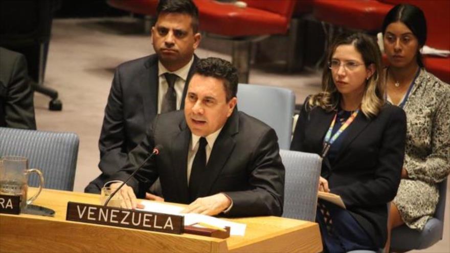 """""""Con bloqueo, EEUU pretende crear una hambruna en Venezuela"""""""