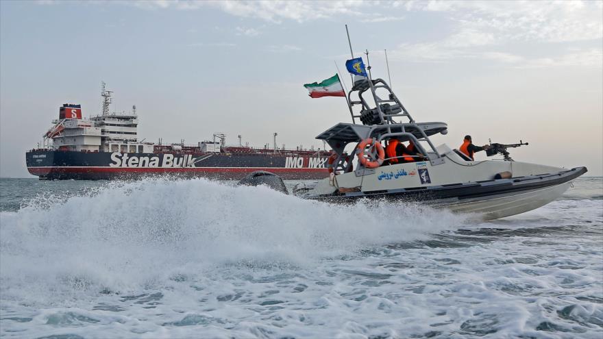 'Golfo Pérsico será cementerio de flota europea si estalla guerra' | HISPANTV
