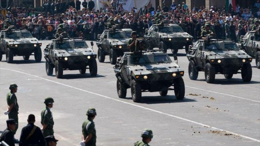 ¿Cuáles son los 5 países latinoamericanos con mayor poder militar?