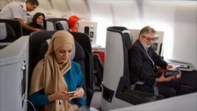 Aerolíneas iraníes ofrecerán Internet vía wifi en sus vuelos