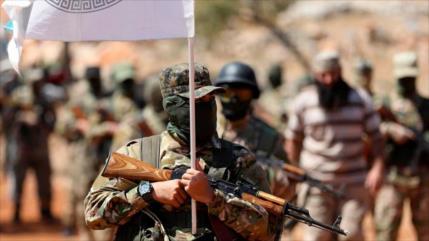 Principal grupo terrorista en Idlib rechaza condiciones de tregua