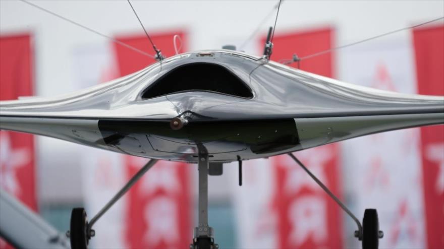 Dron de ataque ruso Hunter realiza su primer vuelo de prueba   HISPANTV
