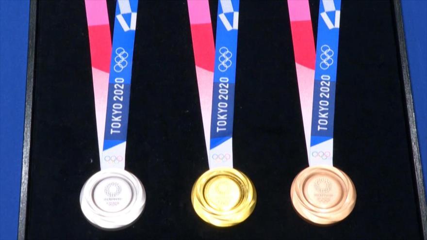 El Toque: 1- Festival de mango 2- Carrera de caracoles 3- Juegos Olímpicos 2020 4- Águila con GoPro 5- Patineta eléctrica