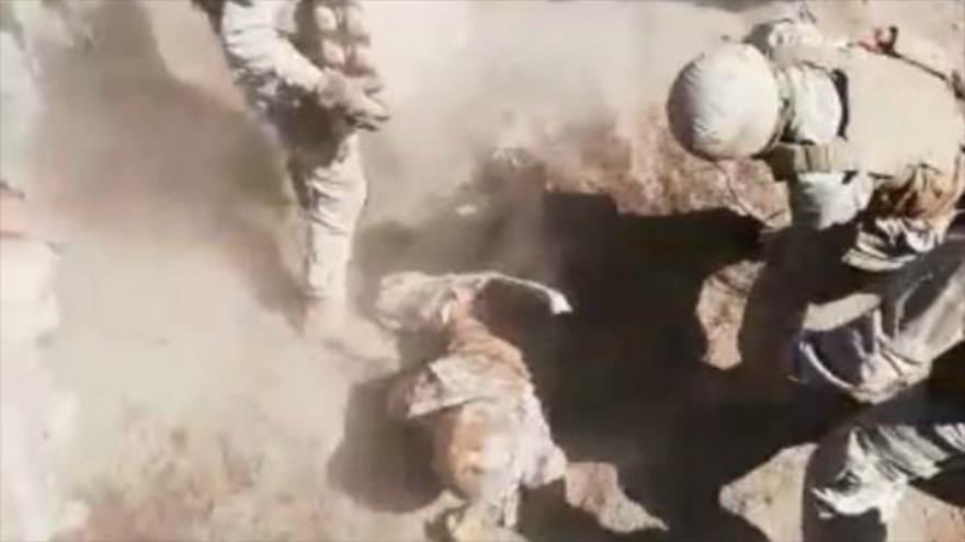 Vídeo: Desata criticas un violento rito del Ejército de Chile