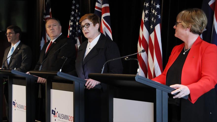 Australia rechaza despliegue de misiles de EEUU en su territorio | HISPANTV