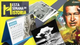 Esta Semana en la Historia: Agosto 5-11