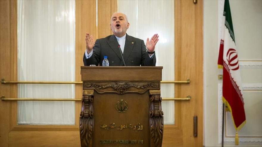 Zarif: EEUU no logra formar una coalición en el Golfo Pérsico | HISPANTV