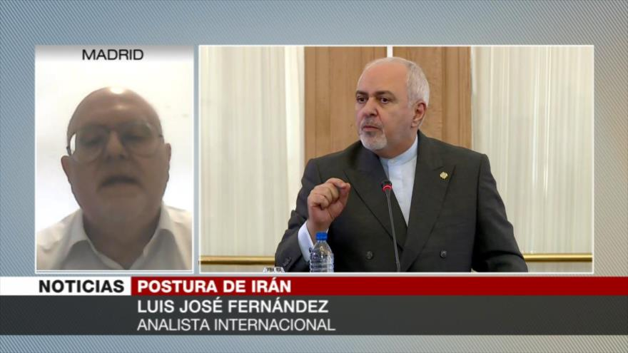 José Fernández: EEUU está aislado en su política hacia Irán