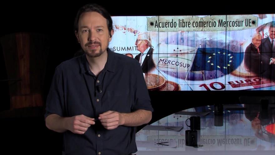 Fort Apache: Acuerdo libre comercio Mercosur-UE