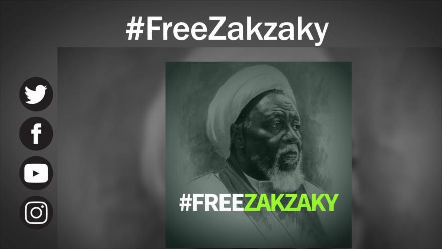 Etiquetaje: Liberen a Al-Zakzaky