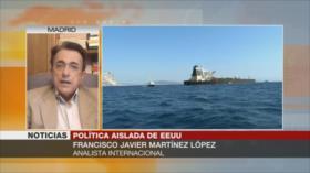 López: Coalición antiraní que busca EEUU es un 'fracaso absoluto'