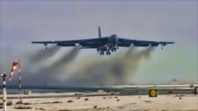 Medios: Bombarderos B-52 de EEUU abandonaron Golfo Pérsico