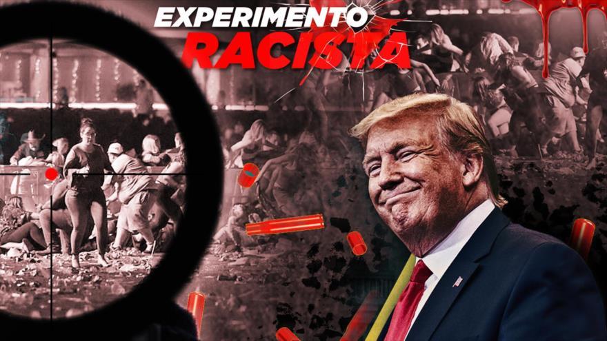 Detrás de la Razón: Nuevo; ¿Donald Trump tuvo algo que ver en la masacre de mexicanos en El Paso, Texas?