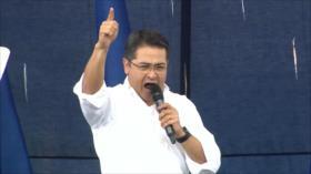 EEUU acusa a Gobierno de Honduras de funcionar como narcoestado