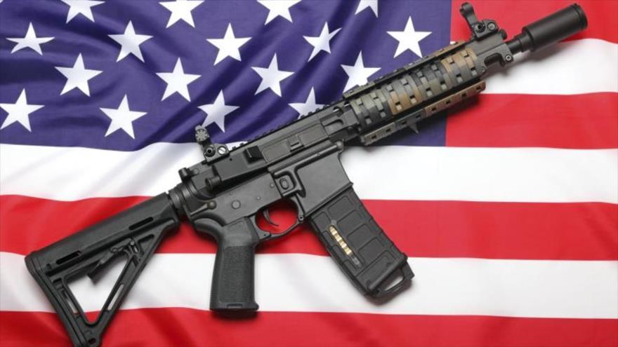 Armas de fuego han convertido a EEUU en un matadero humano | HISPANTV