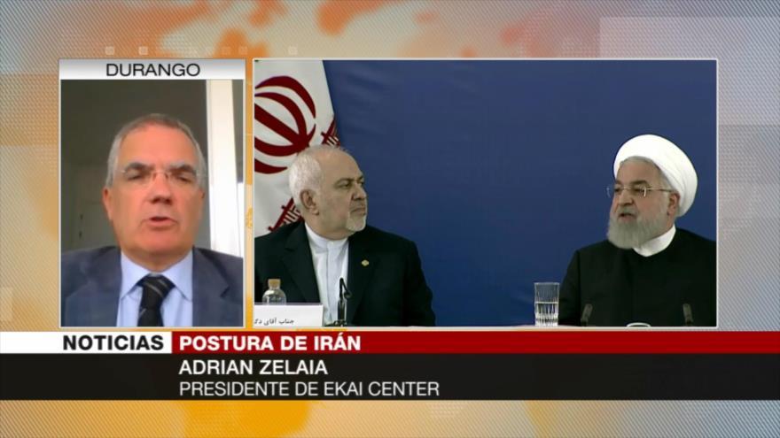 Zelaia: Pacto nuclear iraní acabó con el unipolarismo de EEUU
