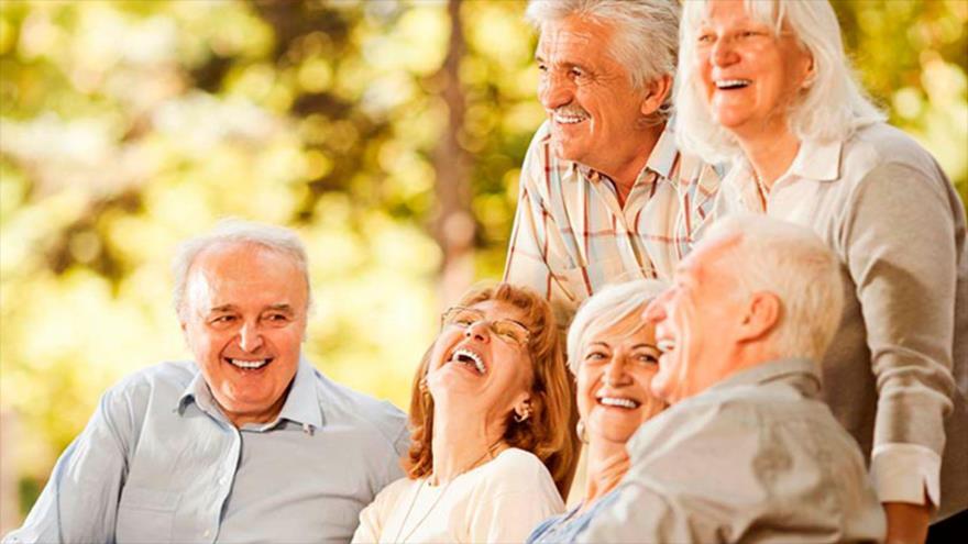 Una terapia de cosquillas podría ayudar a retrasar el envejecimiento.