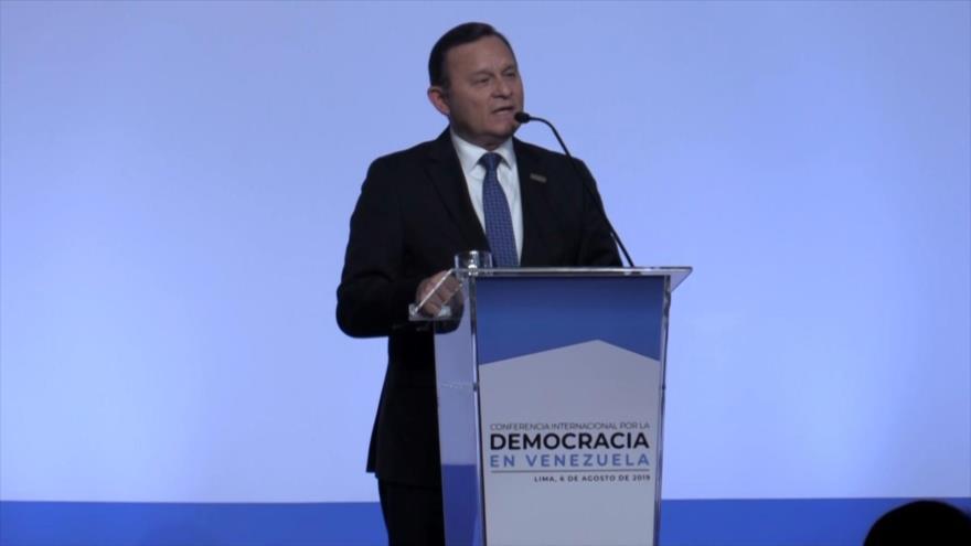 Caracas rechaza conferencia de Lima sobre democracia en Venezuela