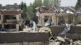 Ataque de Talibán deja 14 muertos y 145 heridos en Kabul